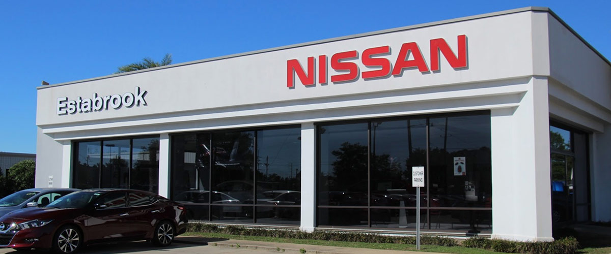 Estabrook Nissan   3693 14th Street, Pascagoula, MS 39567