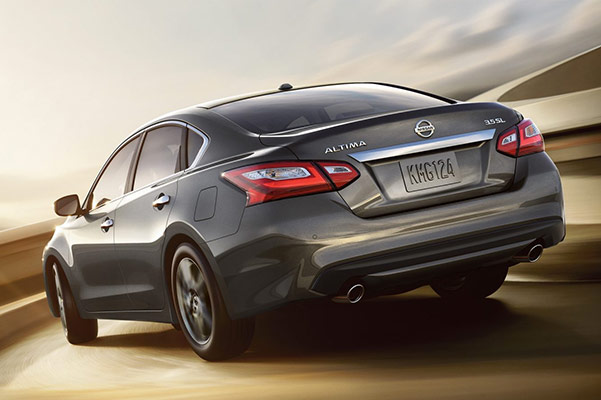 2019 Nissan Altima Design, Interior Features & Technology