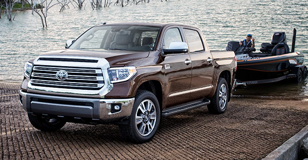 2018 Toyota Tundra Engine Specs & Performance