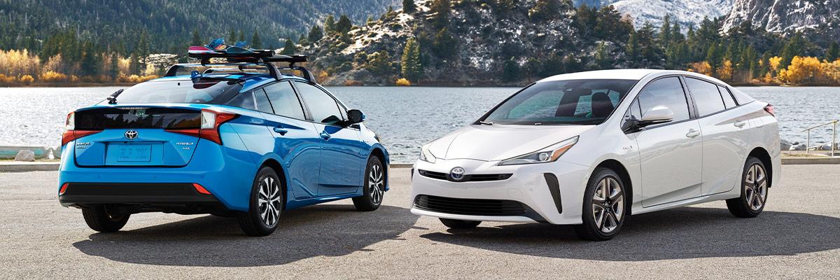 Most Fuel-Efficient Toyota Prius