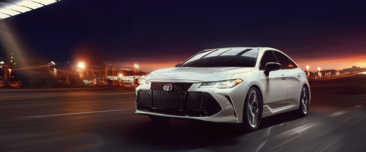 2019 Toyota Avalon header