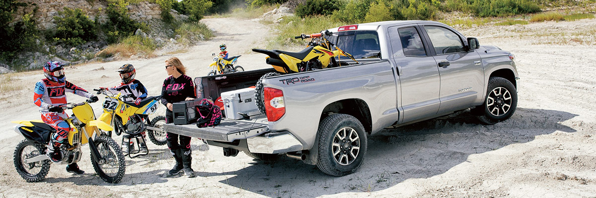 How Much Can Toyota Trucks Tow?